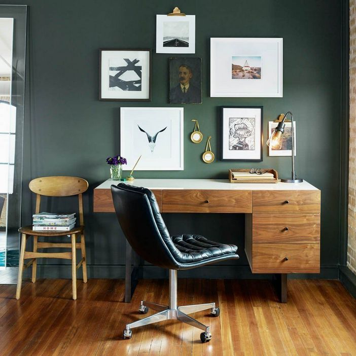 98 Perfect Home Office Decoration Models And Tips For Making Them 27