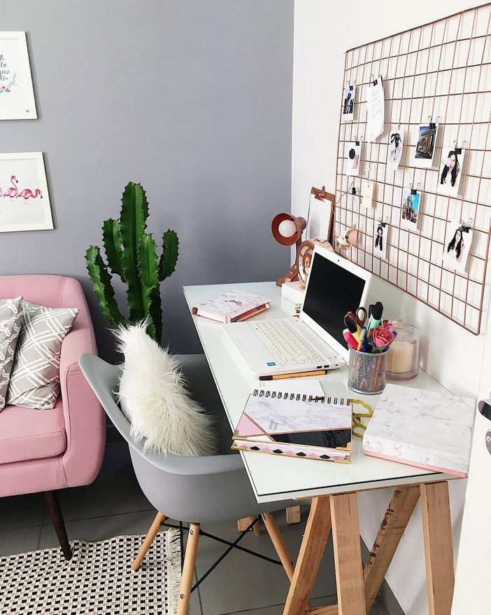 98 Perfect Home Office Decoration Models And Tips For Making Them 40