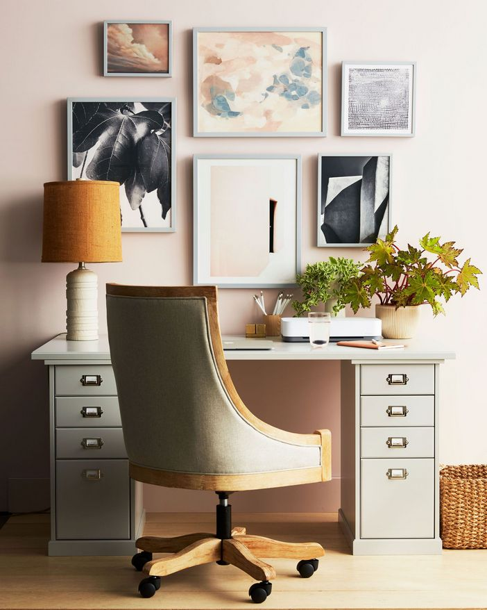98 Perfect Home Office Decoration Models And Tips For Making Them 71