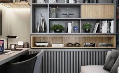 98 Perfect Home Office Decoration Models And Tips For Making Them 80