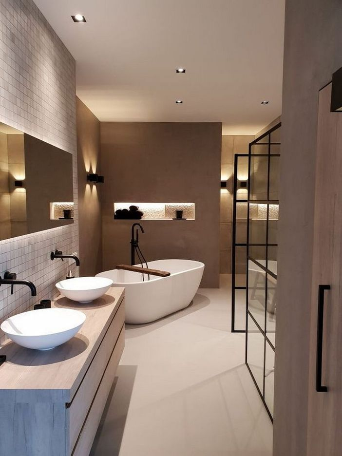 99 Perfect Bathroom Designs Tips For Creating It 96