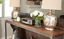 87 Ideas For Sofa Table Decorations And The Best Ways To Use Them 72
