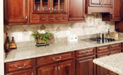 92 Models Of Cherry Kitchen Cabinets Are A Classic Alternative Choice To Meet Your Home Decor 39