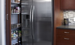 92 Models Of Cherry Kitchen Cabinets Are A Classic Alternative Choice To Meet Your Home Decor 60