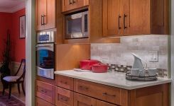 92 Models Of Cherry Kitchen Cabinets Are A Classic Alternative Choice To Meet Your Home Decor 61