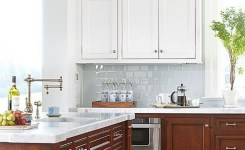 92 Models Of Cherry Kitchen Cabinets Are A Classic Alternative Choice To Meet Your Home Decor 74