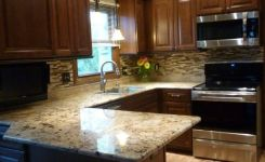 92 Models Of Cherry Kitchen Cabinets Are A Classic Alternative Choice To Meet Your Home Decor 76