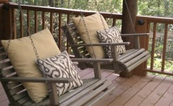 71 Beautiful Swing Models For Your Front Or Back Porch 1