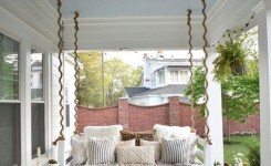 71 Beautiful Swing Models For Your Front Or Back Porch 23