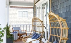 71 Beautiful Swing Models For Your Front Or Back Porch 49