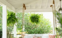 71 Beautiful Swing Models For Your Front Or Back Porch 62