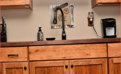 Haas Signature Shakertown V Rustic Hickory Pecan On Rustic Hickory Kitchen Cabinets Of Rustic Hickory Kitchen Cabinets