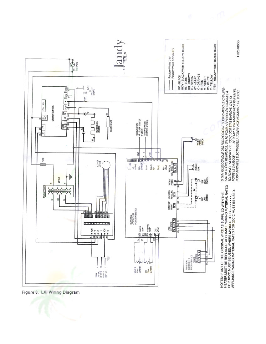 jandy wiring diagram pool light wiring on wiring diagram jandy Valve Actuator Contactor Diagram