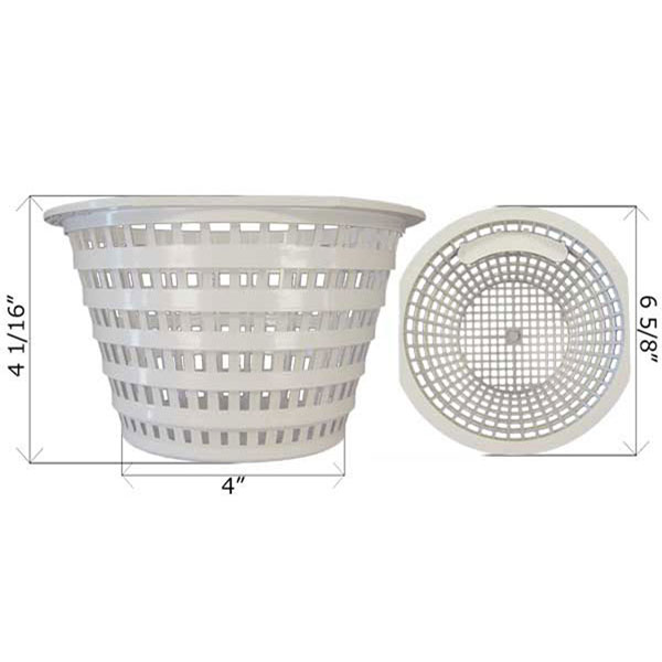 American Skimmer Basket B-172 85003900