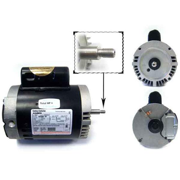 Americana Pump I & II Replacement Motor 0.75 HP B127