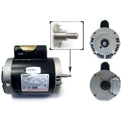 Americana Pump I & II Replacement Motor 1.5 HP B129