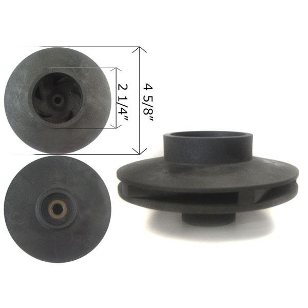 Aqua-Flo 1.0 HP Medium-Head Dominator Impeller 91692505 V40-412