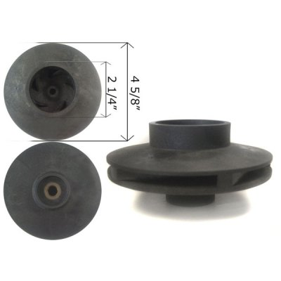Aqua-Flo 2.0 HP Medium-Head Dominator Impeller 91692605 V40-414