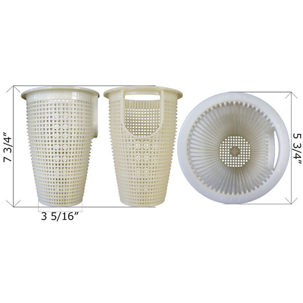 Aqua-Flo Dominator Basket 91100150 V40-409