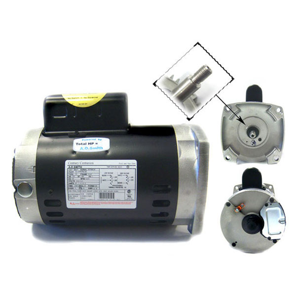 Aqua-Flo Dominator High-Head & Ultra-Flow Pump Motor 2.0 HP B748