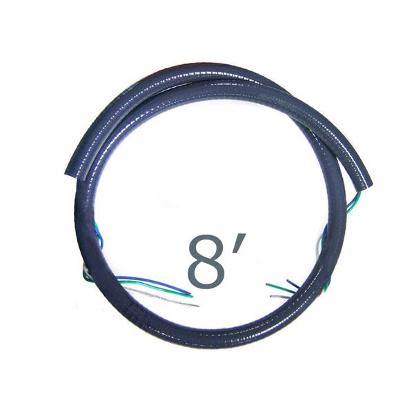 CMI 8 ft. 1/2 inch Whip Kit 110V 3-Wire WW1281-110