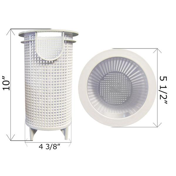 CMP Pump Basket Pentair Challenger 355318 27180-219-000
