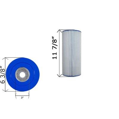 Cartridge Filter Hot Springs Spas Watkins C-6600