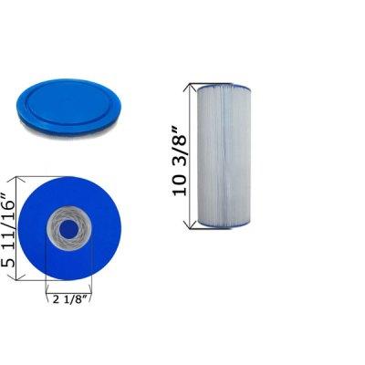 Cartridge Filter Jacuzzi Whirlpool Bath C-5300