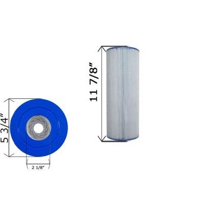 Cartridge Filter Jacuzzi Whirlpool Bath C-5624