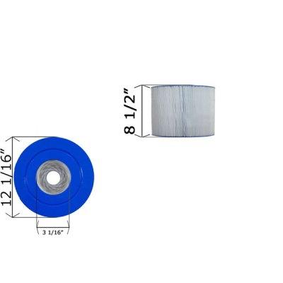 Cartridge Filter Jandy Pro Edge C-9490