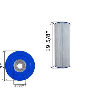 Cartridge Filter Purex CF-60 C-7460 CF-80 C-7480