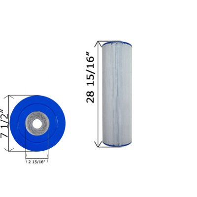 Cartridge Filter Rec. Warehouse C-7414