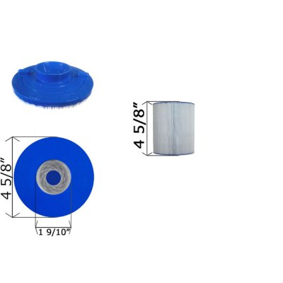 Cartridge Filter Softsider Spas Comfort Line Spas C-4302
