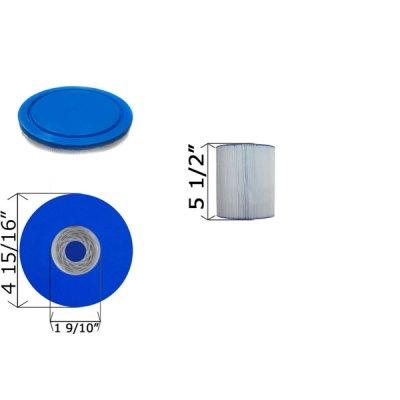 Cartridge Filter Splash Tub C-4316