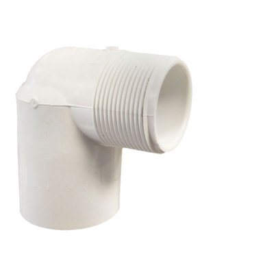 Dura 2 in. Mipt Street Elbow 410-020