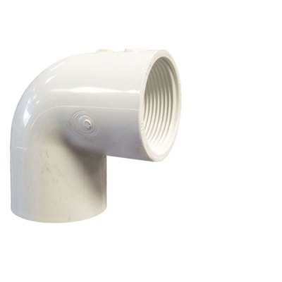 Dura 90 Degree Elbow 2 in. Slip to Fipt 407-020