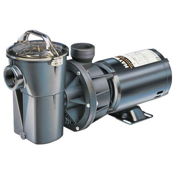 Hayward 1/2 HP 48 Frame 115V Power-Flo II Pump SP1750