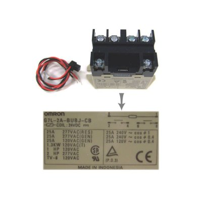 Hayward Aqua Logic Pool Control 3 HP Relay GLX-RELAY