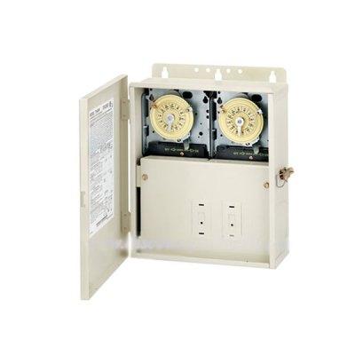 Intermatic Mechanical Control Center T10404R