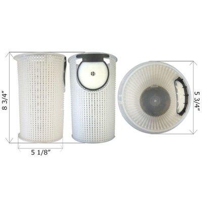 Jacuzzi Pump Basket 16109704R 35-105-1021