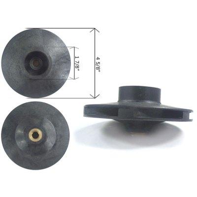 Max-E-Glas Dura-Glas Pump Sta-Rite 1 HP Impeller C105-137PEB