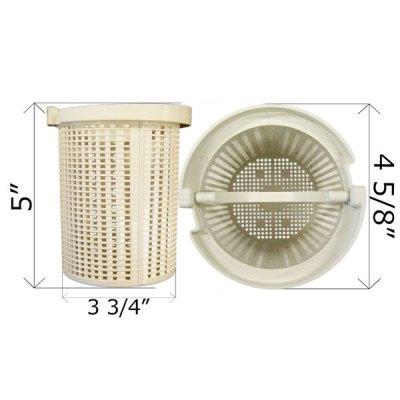 Max-E-Glas Dura-Glas Pump Sta-Rite Basket C108-33P R38004