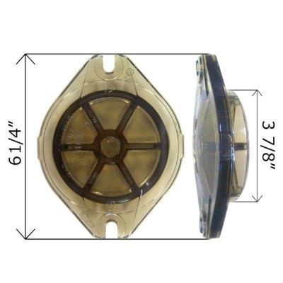 Max-Flo Hayward Pump Strainer Lid SPX1250LA