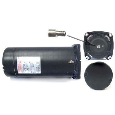 Max-Flo II Max-E-Glas Dura-Glas Dyna-Glas Pump 0.75 HP Motor SQ1072