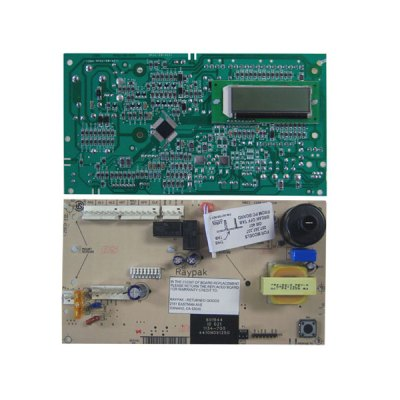 Pool & Spa Heater PC Board Controller Raypak 013464F