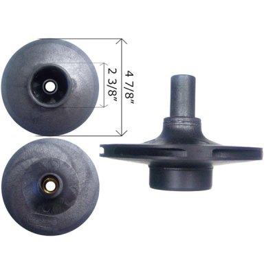 Pentair Impeller 2 HP Full Rate Max-E-Glas II C105-238PEB