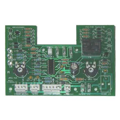 Pentair Thermostat Board 6800 470179