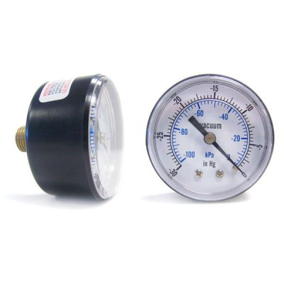 Pentair Vacuum Gauge Vac-Mate R36006