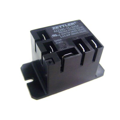 Power Relay 30A 240VAC Mini SPDT 60-590-1055