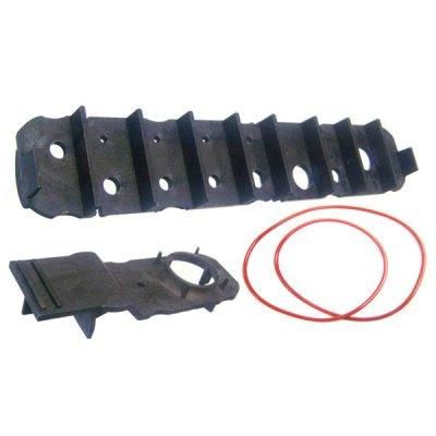 Raypak Heater Polymer Header Baffle Kit 185-407 006826F